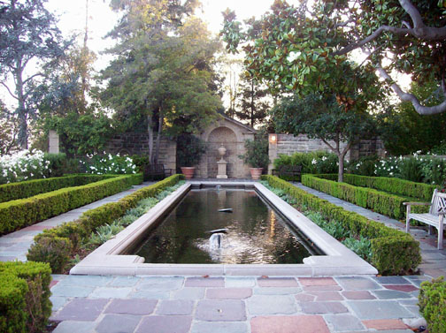 Los Angeles Wedding Locations Garden Weddings